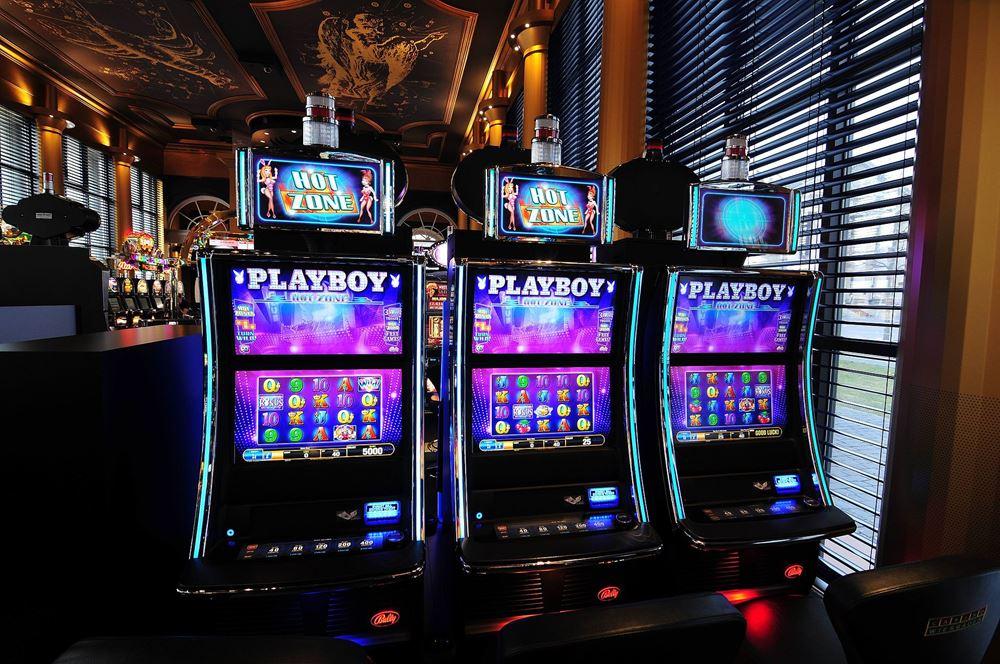 Spielautomaten spiele zurückgeben